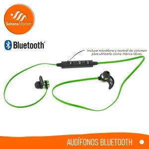 Promocionales Sabana Market Audífonos Bluetooth